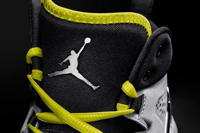 Air Jordan Melo 10 Yellow Black Tongue
