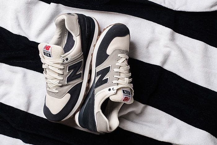 New Balance 574 Terry Cloth Pack 7