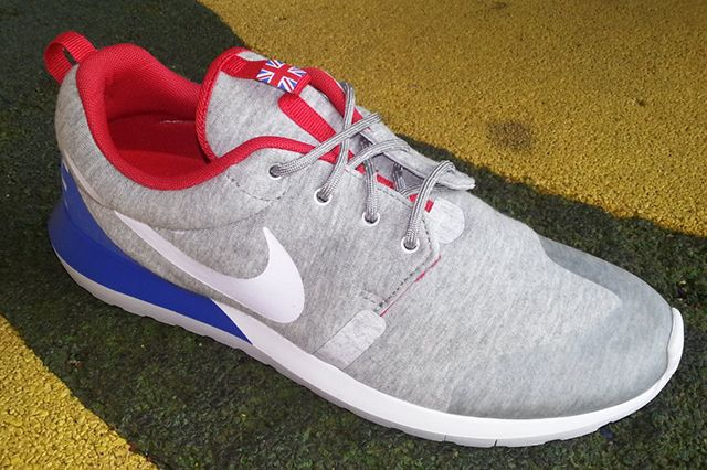 Nike Roshe Run Natural Motion Uk Edition 5