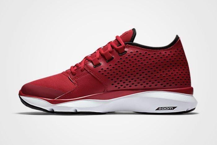Jordan Flow Redblack 2