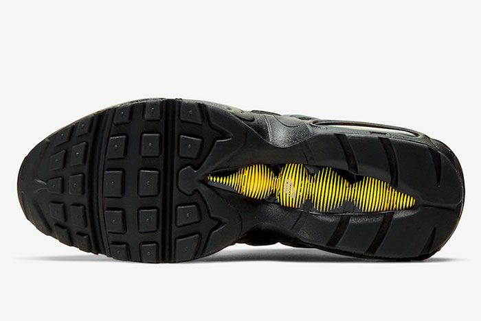 Nike Air Max 95 Batman Sole