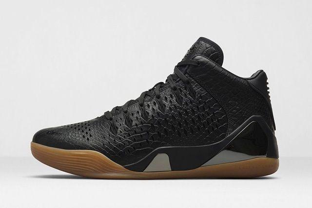 Nike Kobe 9 Ext Black Black 4