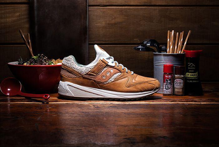 Saucony 8500 Grid Ramen 2 Sneaker Freaker