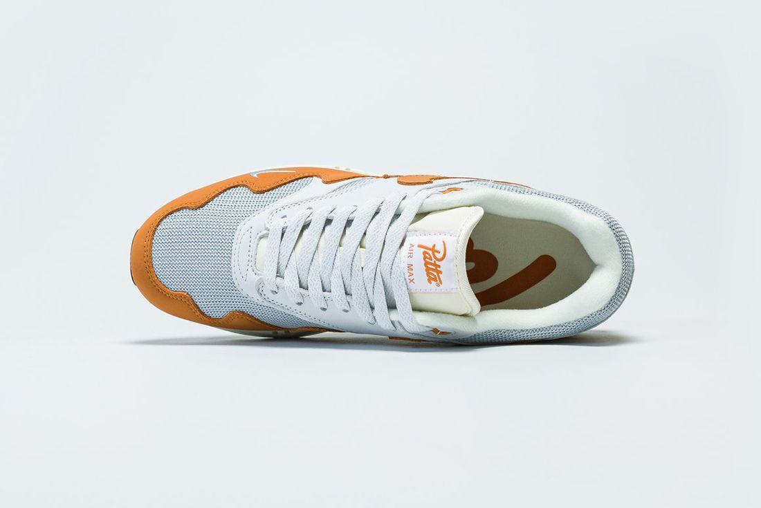 Patta Nike Air Max 1 Monarch