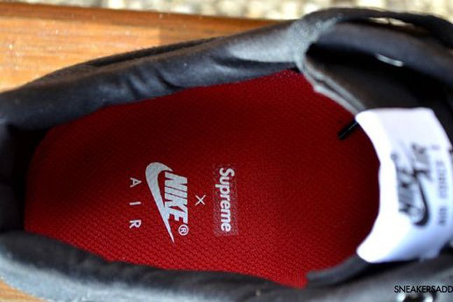 Nike Air Force 1 Supreme Insole 1