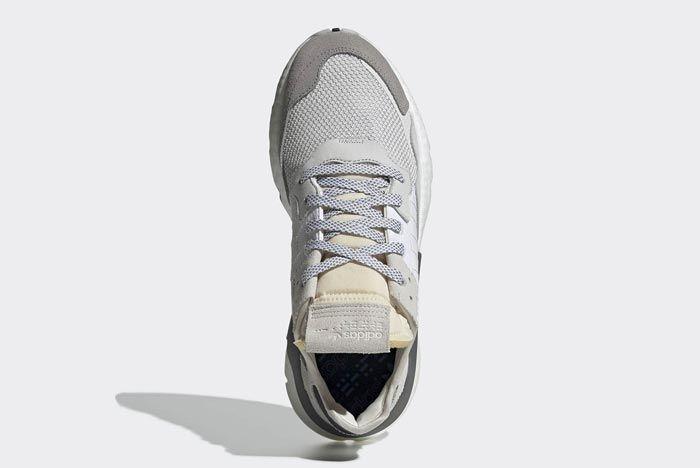 Adidas Nite Jogger Footwear White 5