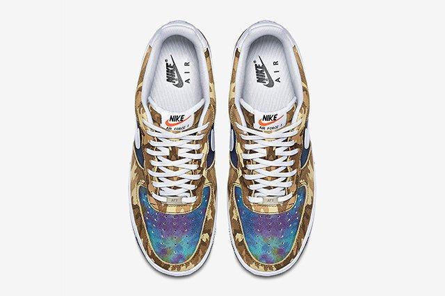 Nike Air Force 1 Lv8 Galaxy Camo4