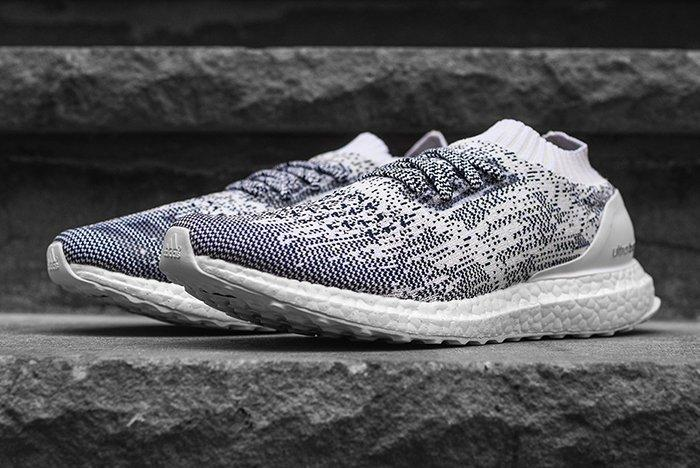 Adidas Ultraboost Uncaged Whitenavy 2