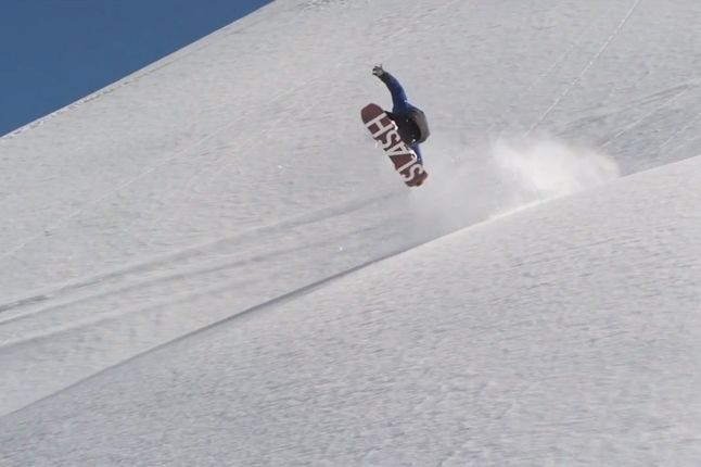 Nike Snowboarding Get Laced Up Screencap6 1