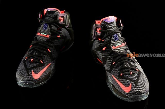 Nike Le Bron 12 Instinct 3