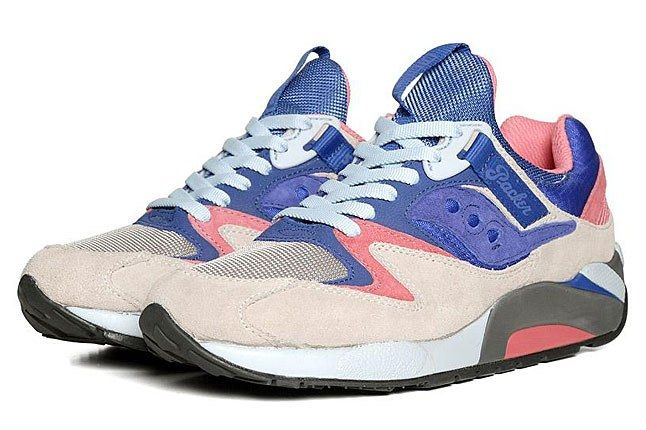 Saucony Packer Grid 900 1 1