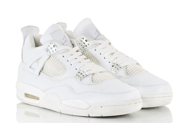 Air Jordan 4 Pure Money 5