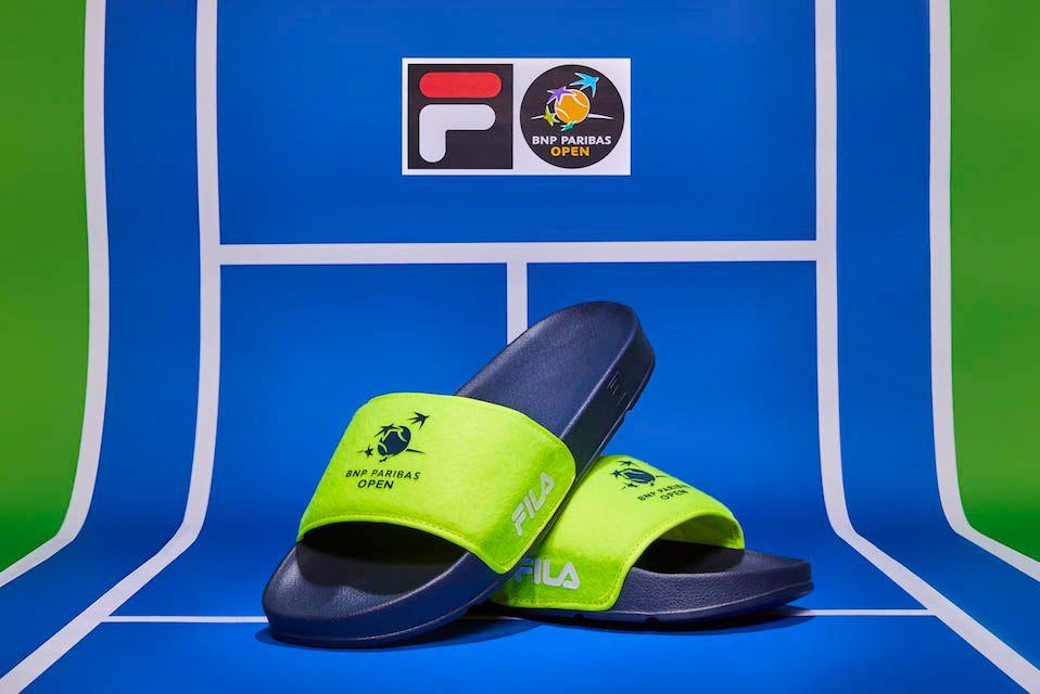Fila Bnp Paribas Open Capsule 02 Sneaker Freaker