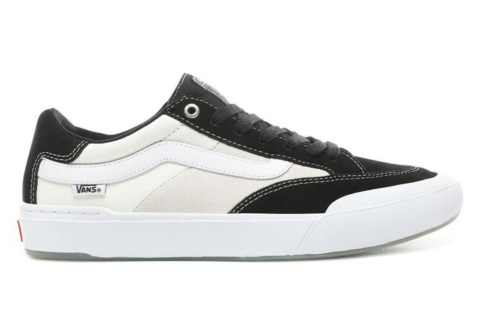 Vans Berle Pro White Lateral