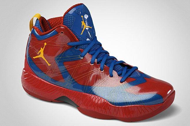 Air Jordan 2012 Superman 2 2