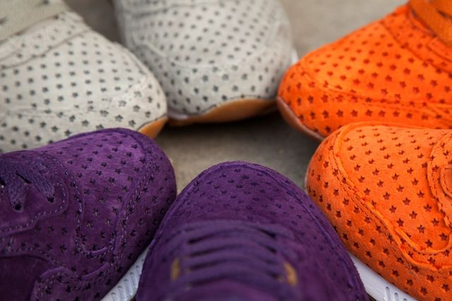 Play Cloths Saucony Shadow 5000 Strange Fruit Pack 5