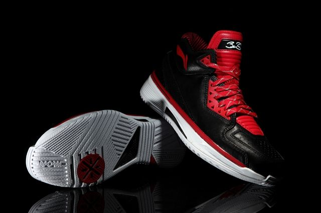 Li Ning Way Of Wade 2 0 The Announcement 15
