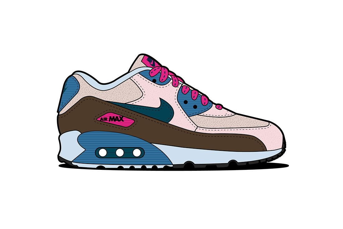 Air Max 90 16 Clerks By Size
