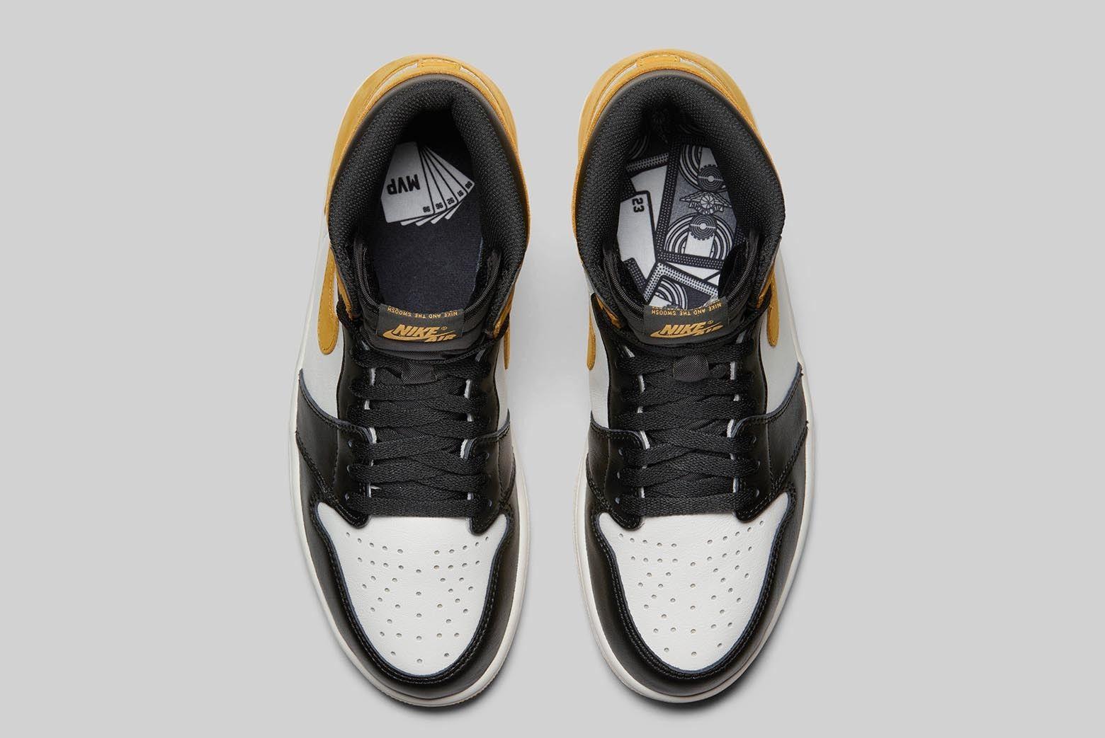 Air Jordan 1 Retro High Og Best Hand In The Game Collection 16 Sneaker Freaker