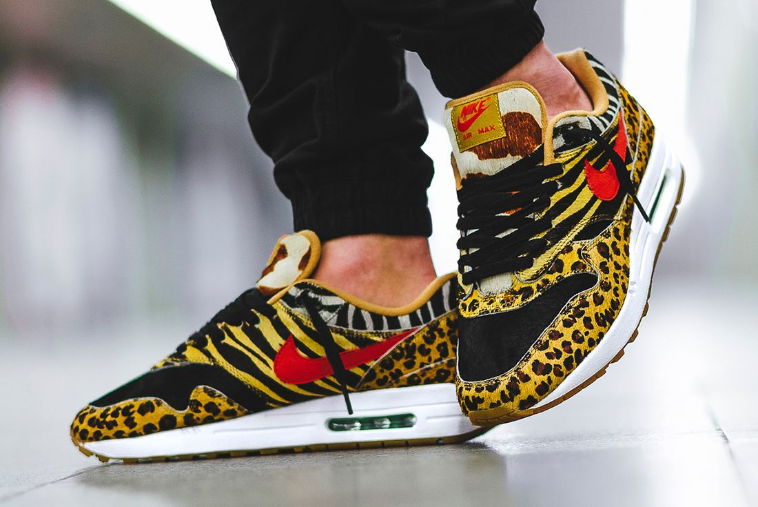 Nike Air Max Animal Pack Release 4
