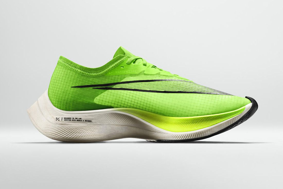 Medial Nike Zoomx Vaporfly Next Percent Sinead Diver Interview Feature