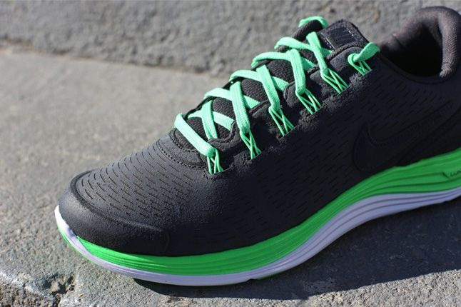 Nike Lunarglide 4 Ext Poison Green 1