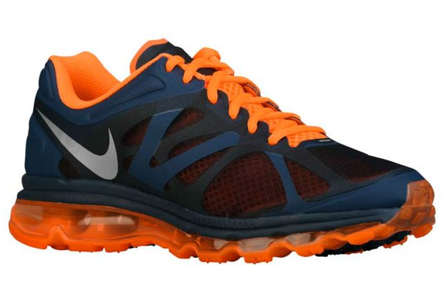 Nike Air Max 2012 Bears Quater Side Front 1