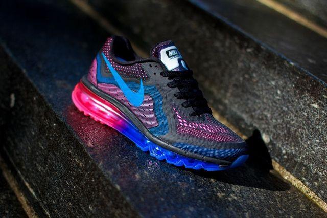 Nike Air Max 2014 Wmns Photo Blue Hyper Pink 3