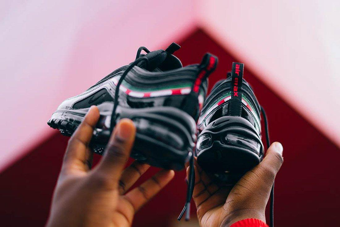 Undefeated Nike Air Max 97 5