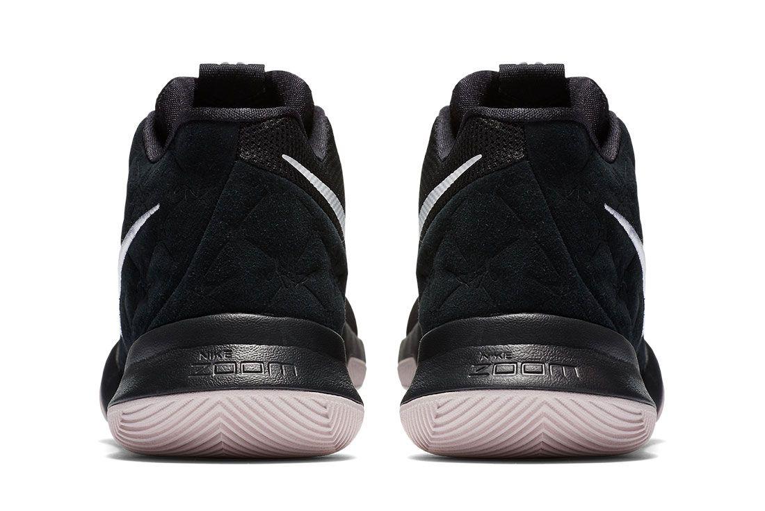 Nike Kyrie 3 Blackwhite 7