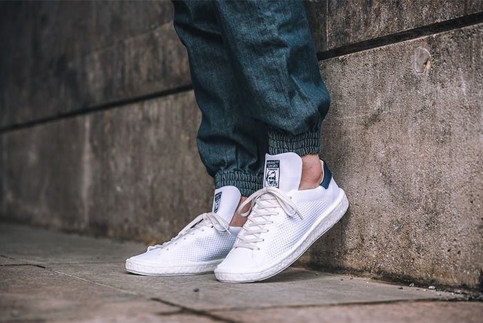 Adidas Stan Smith Boost Primeknit 3