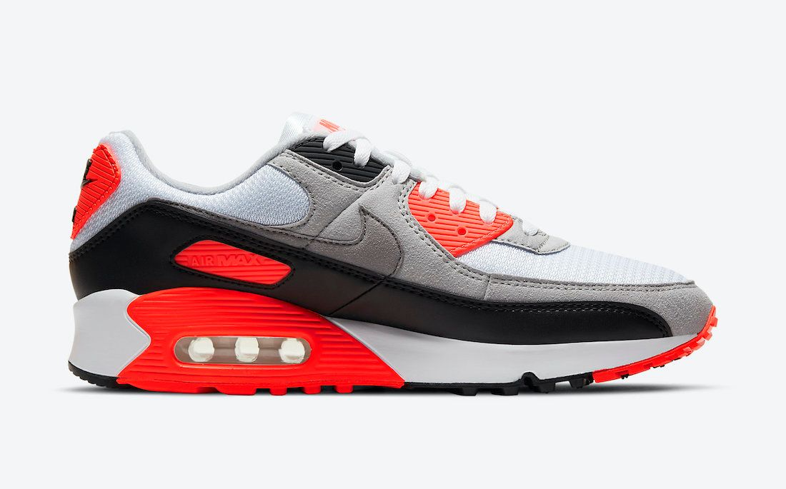 Air Max 90 Radiant Red