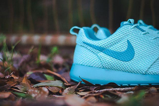Nike Roshe Run Bleached Turquoise 2