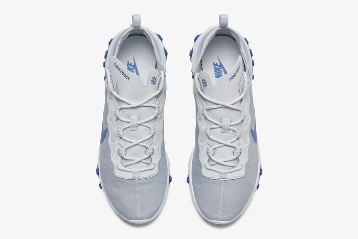 Nike React Element 55 Racer Blue 3