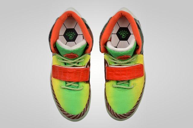 Revive Customs Nike Air Yeezy 2 Marleezys