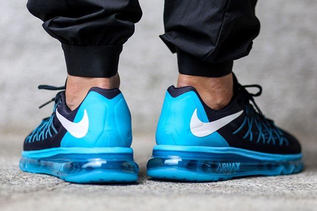 Nike Air Max 2015 Dark Obsidian Blue Lagoon 4