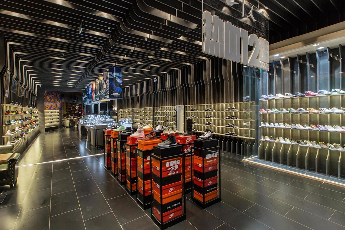 Nike Foamposite Retrospective Exhibition Hits Shanghai5