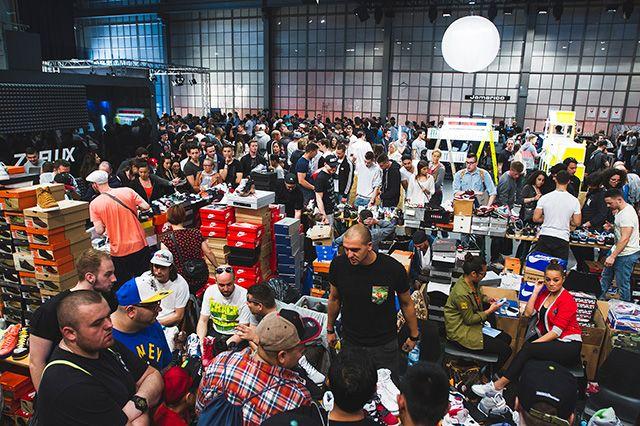 Sneakerness Zurich 2014 Recap 50