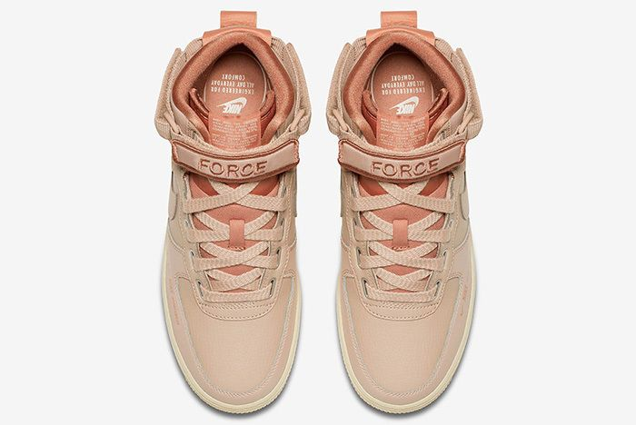 Nike Air Force 1 High Utility Rust 2
