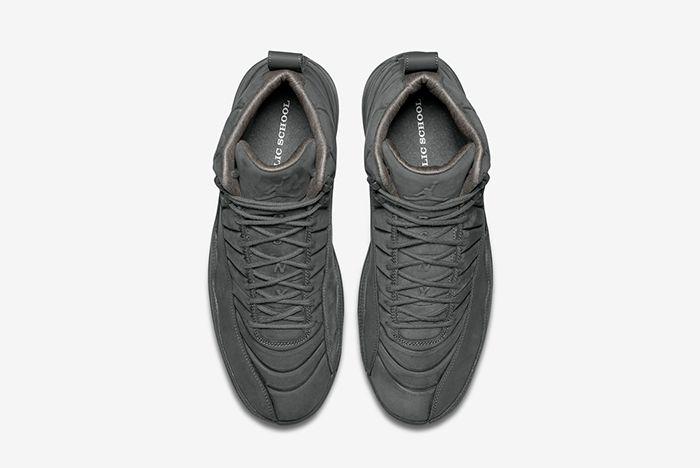 Psny X Air Jordan 12 4