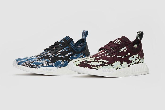Sneakersnstuff Adidas Nmd R1 Datamosh 2 0 1