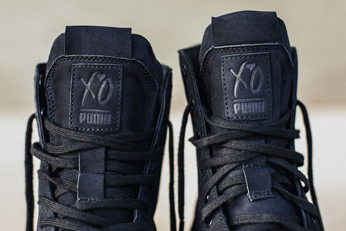 The Weeknd X Puma Xo Parallel Triple Black