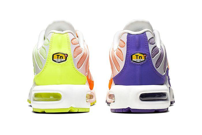Nike Air Max Plus Color Flip Ci5924 531 Release Date Heel