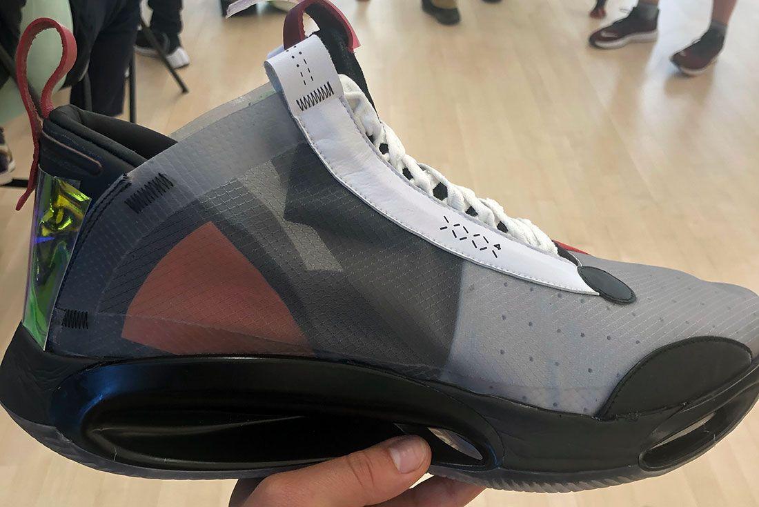Air Jordan 34 Sneaker Freaker Exclusive Oregon6 Prototype