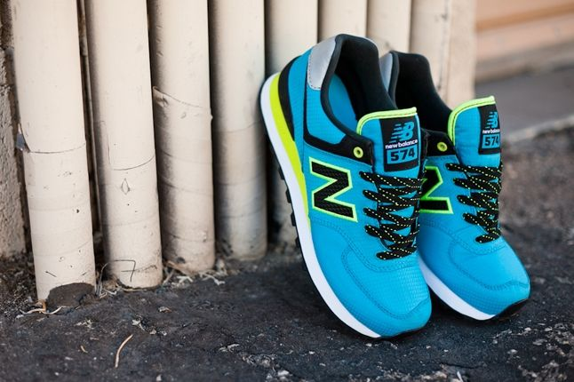 New Balance Windrbreaker Blue Hero 1