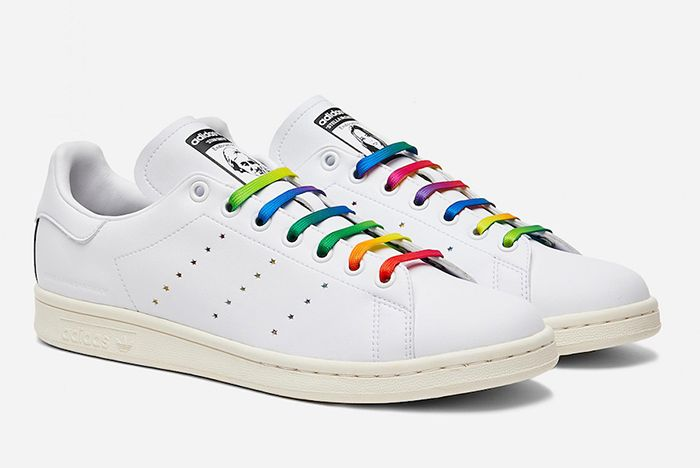 Stella Mccartney Adidas Stan Smith Right Angle