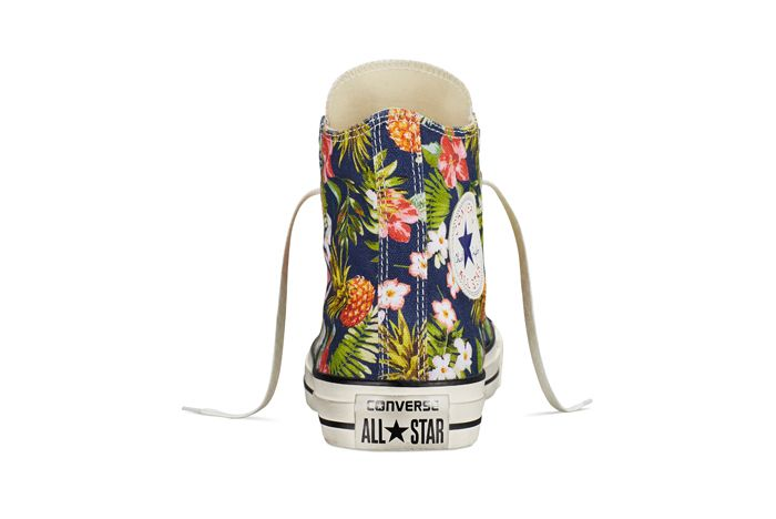 Chuck Taylor All Star Floral Denim3