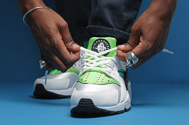 Nike Huarache Wmns Clearwater Bump 5
