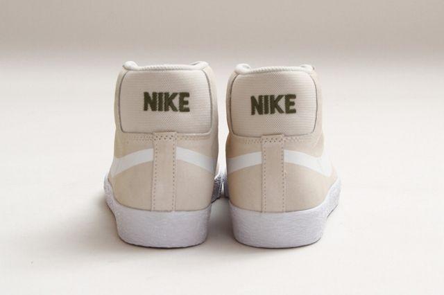 Nike Sb Blazer Prem Ltorewood Brown 2