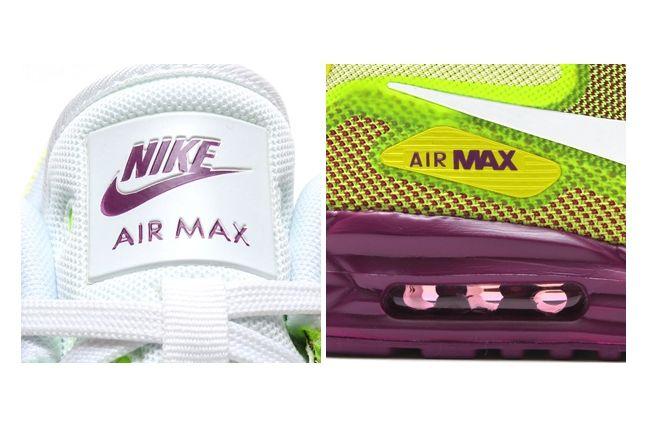 Nike Air Max 90 Lunar Bright Grape Venom Green 3